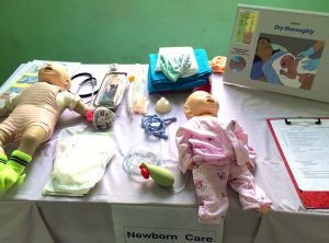 Newborn Care Station